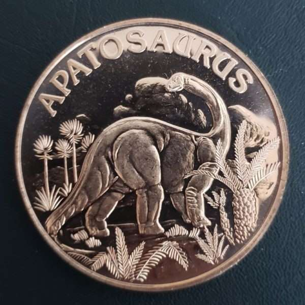 Aptosaurus Coin