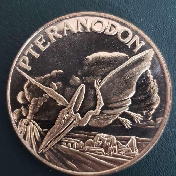 Pteranodon Coin